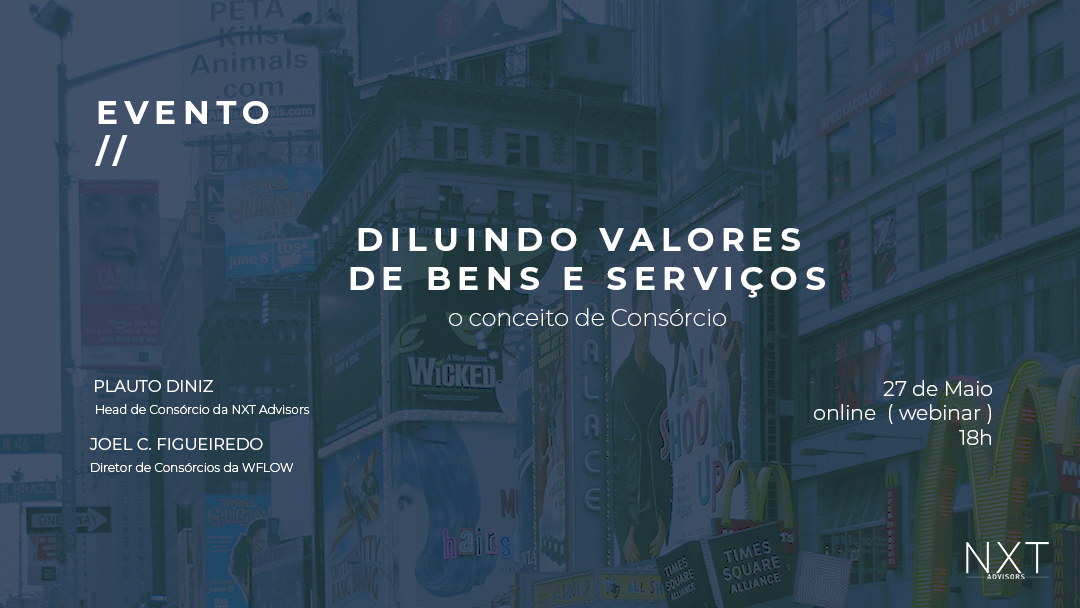 Diluindo valores de bens e serviços: o conceito de consórcio